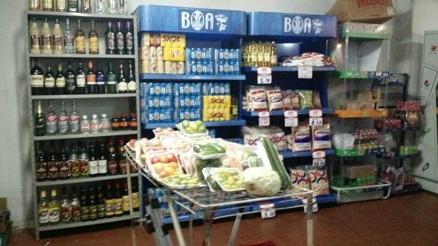Mercearia e distribuidora
