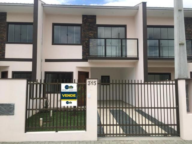 Casa à venda com 3 dormitórios em Pirabeiraba, Joinville cod:V22056