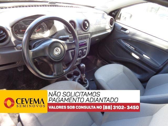 Volkswagen Voyage 1.6 Prata - Foto 7