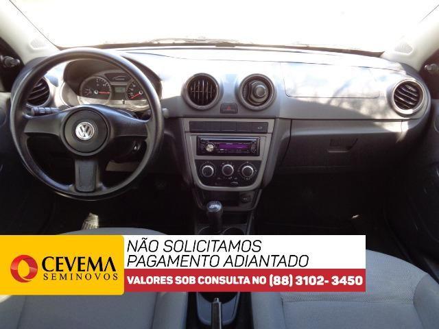 Volkswagen Voyage 1.6 Prata - Foto 8