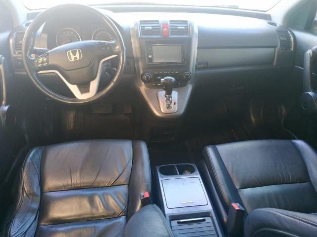 HONDA CRV 2009/2009 2.0 EXL 4X4 16V GASOLINA 4P AUTOMÁTICO - Foto 6