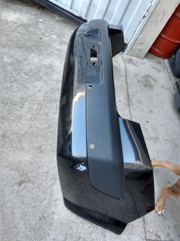 Para Choque Traseiro Megane Sedan Original Preto - Foto 2