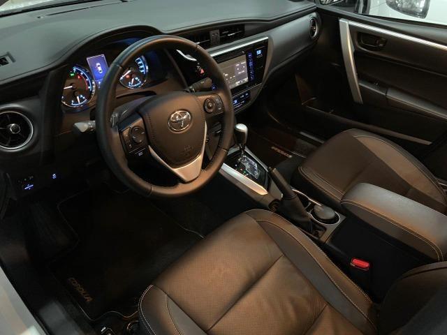 Corolla Xei 2.0 AT Mod.2019 Garantia de Fábrica km 15.600 Impecável Prestige Automóveis - Foto 8