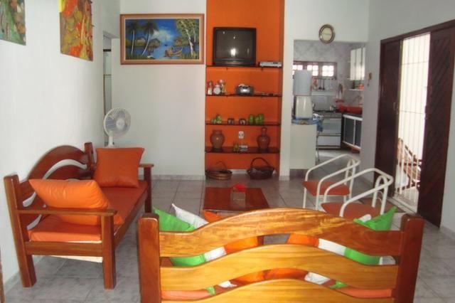 Praia do Francês: Casa confortável c/95% da área interna climatizada - Foto 9