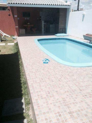 Casa de condomínio à venda com 3 dormitórios em Arembepe, Arembepe (camaçari) cod:142 - Foto 8