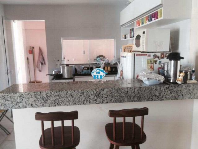 Casa de condomínio à venda com 3 dormitórios em Arembepe, Arembepe (camaçari) cod:142 - Foto 10