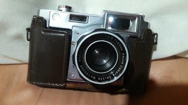 Máquina fotográfica antiga - Foto 3