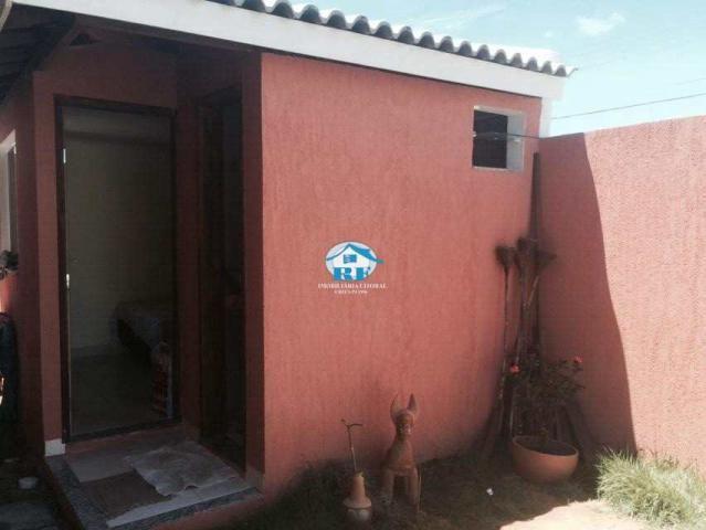 Casa de condomínio à venda com 3 dormitórios em Arembepe, Arembepe (camaçari) cod:142 - Foto 2