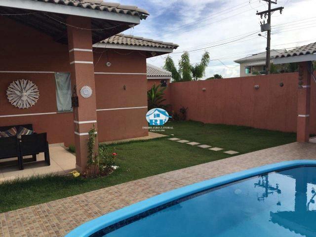Casa de condomínio à venda com 3 dormitórios em Arembepe, Arembepe (camaçari) cod:142 - Foto 3