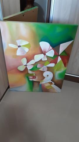 Quadro pintado a mão - Foto 3