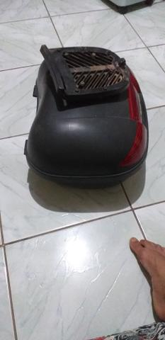 Baú pra moto 110 - Foto 2