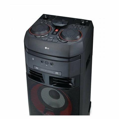 Mini system xboom torre lg ok55 - Foto 3