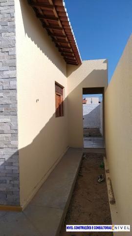 Linda casa no Flores do Campo II com 78m2. Documentação grátis. Apenas R$ 139.000,00 - Foto 9