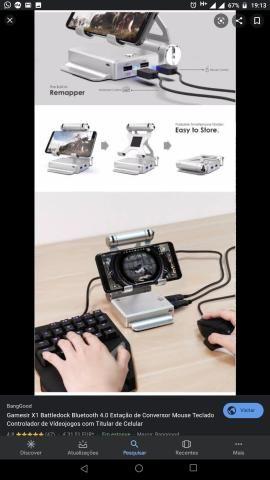 Emulador para celular GameSir - Foto 2