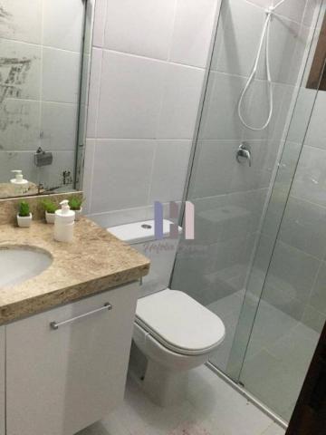 Casa duplex com 3 dormitórios à venda, 228 m² por r$ 590.000 - parque das nações - parnami - Foto 11