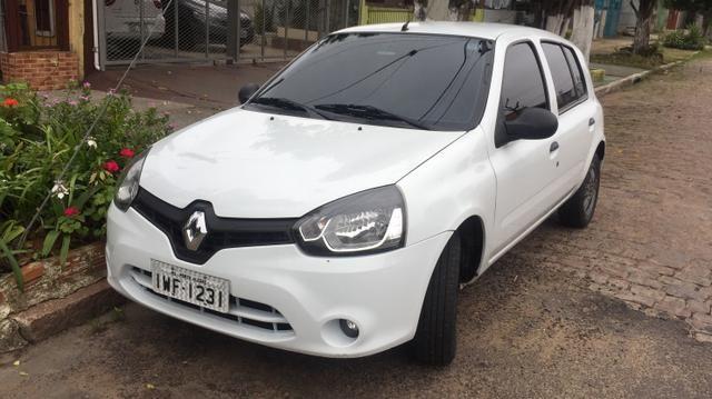 Renault Clio Expre. FLEX 4P Un. Dono - Foto 5