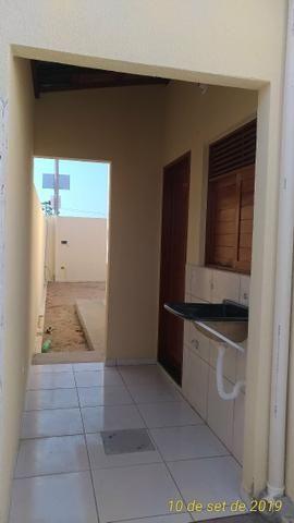 Linda casa no Flores do Campo II com 78m2. Documentação grátis. Apenas R$ 139.000,00 - Foto 13
