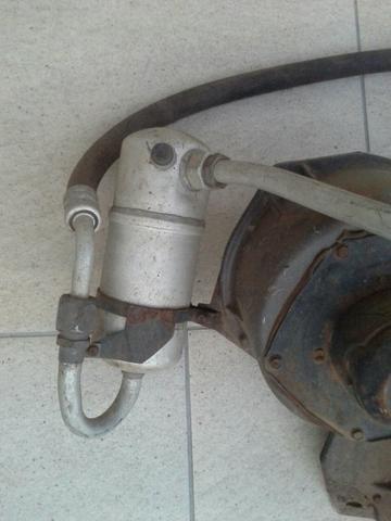 Caixa ar condicionado opala caravan - Foto 2