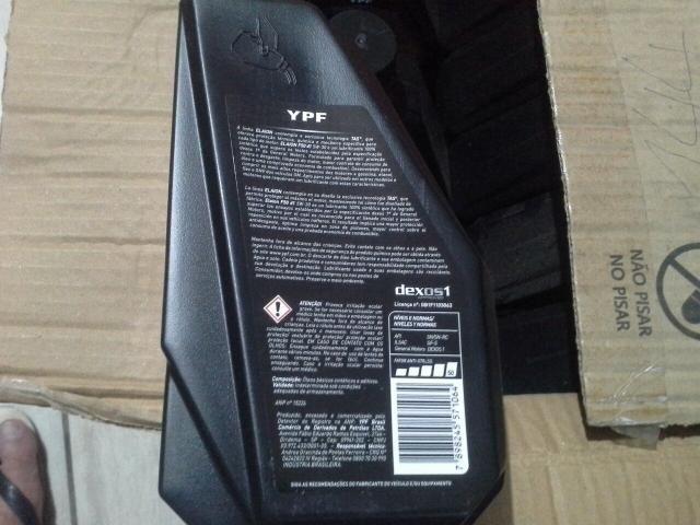 Óleo lubrificante motor 5w 30 sintético ypf - Foto 2