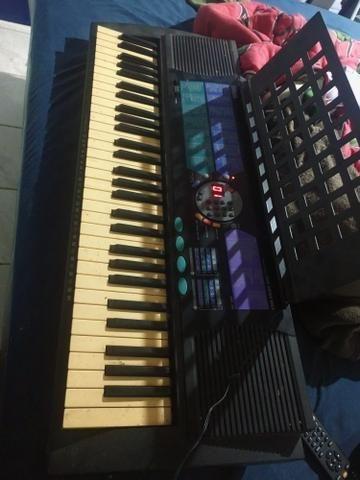 Teclado Yamaha Prs185 5 oitavos - Foto 4