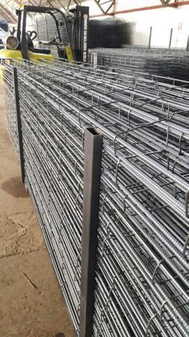 Coluna Trelica Barra de ferro direto da distribuidora - Foto 3