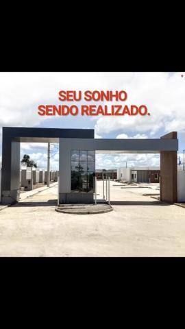 Ultimas unidade Casas de Milão 3-quartos c/Suíte;100%laje, Aceita FGTS, no bairro SIM - Foto 4