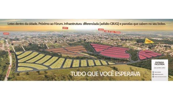 Vale da Serra Loteamento Caldas Novas - Lote a Venda no bairro Estancia Boa Vist... - Foto 2