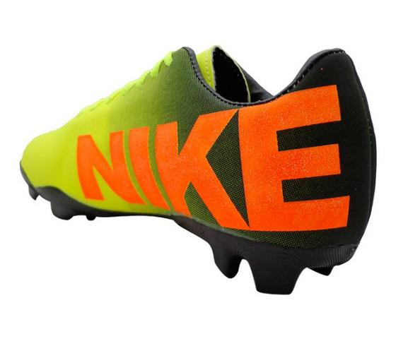 5df6a7d3751e6 Chuteira Campo Nike Mercurial Amarela e Preta - Roupas e calçados ...
