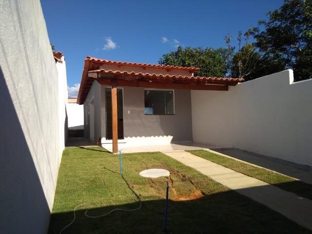 Ótima casa de 2 quartos, localizada no bairro Satélite em Juatuba - Foto 17