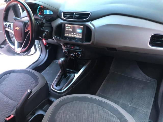 Gm - Chevrolet Prisma 2014 lt automático 1.4 flex + mylink, carro muito novo !!! - Foto 10