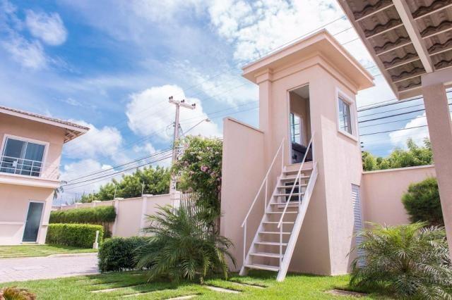 Casa em condomínio 3 quartos, Lagoa Redonda, Fortaleza. - Foto 4