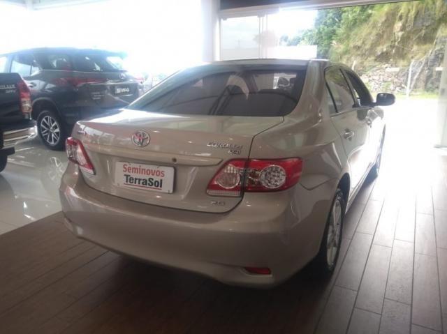 Toyota Corolla XEI 2.0 Automático 5P - Foto 4