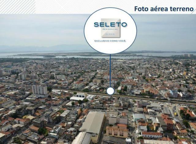 Seleto Olaria -3qts c suíte e lazer completo -Pronto para morar 10% de entrada - Foto 4