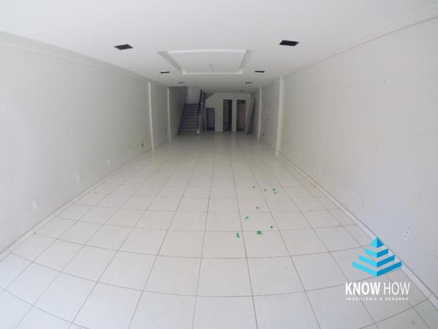 Loja de dois andares 130 mts na CNB 05