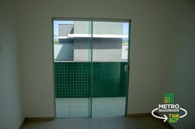 Cobertura com 4 quartos piscina e churrasqueira costa azul/rio das ostras - Foto 20