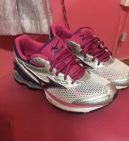 2f99c085a2 Tênis Mizuno feminino semi-novo - Roupas e calçados - Floriano ...
