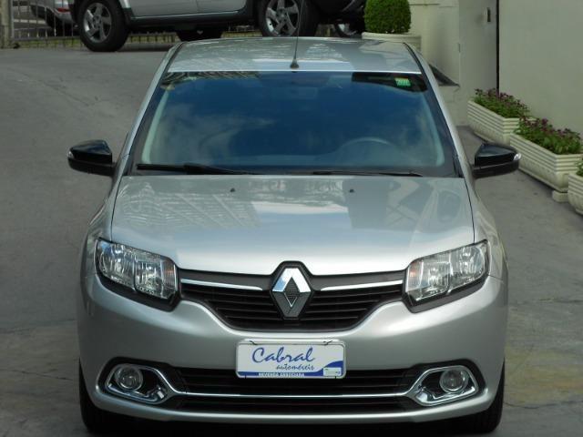 Renault Logan 1.6 Dynamique Automático Flex - Foto 3
