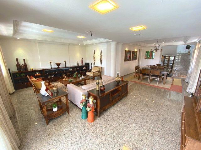 Casa duplex 500m² com 4 suítes máster 5 Vagas Cobertas. De Lourdes (Dunas) Fortaleza - CE - Foto 13