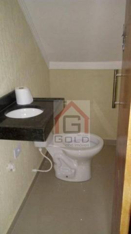 Sobrado com 2 dormitórios à venda, 70 m² por R$ 350.000 - Vila São Pedro - Santo André/SP - Foto 5