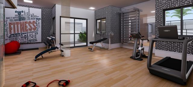 Residêncial Piemonte - Apartamento com 3 suítes e ótima localização no Jardim - Santo Andr - Foto 14