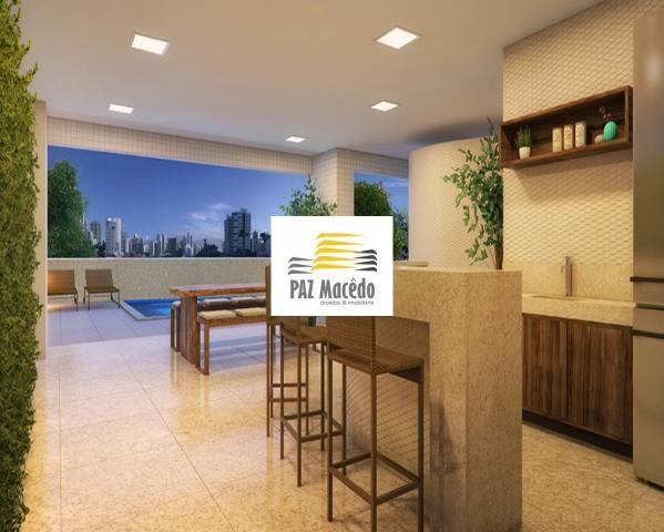 Apartamento Em Olinda 3 Quartos, 2 Suítes, 100m², Lazer Completo, 2 Vaga - Foto 7