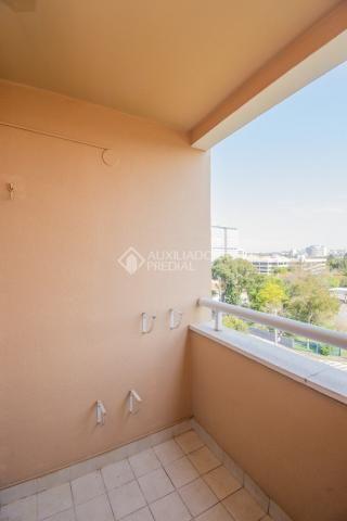 Apartamento para alugar com 2 dormitórios em Jardim do salso, Porto alegre cod:320885 - Foto 6