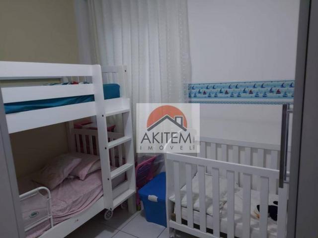 Apartamento com 2 dormitórios à venda, 53 m² por R$ 149.990,01 - Rio Doce - Olinda/PE - Foto 3