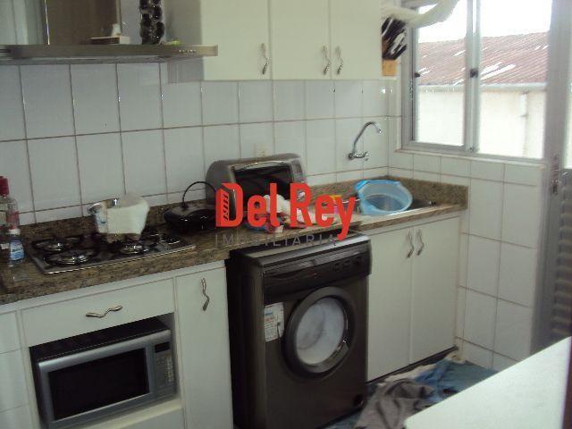 Apartamento à venda com 3 dormitórios em Caiçaras, Belo horizonte cod:1864 - Foto 2