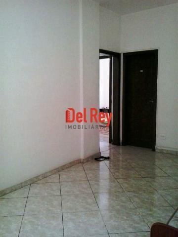 Apartamento à venda com 3 dormitórios em Barro preto, Belo horizonte cod:2433 - Foto 3