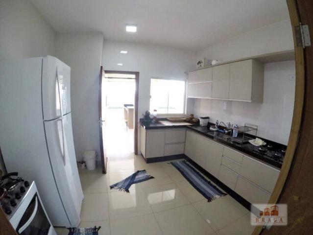 Vende-se casa com 150,41 m2 de laje, Bairro Green Ville ll ? Naviraí - MS - Foto 19