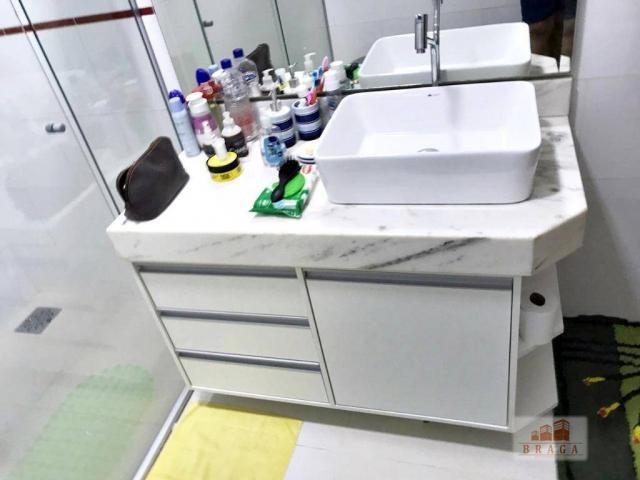 Casa com 2 dormitórios à venda, 106 m² por R$ 220.000,00 - Jardim Oasis - Navirai/MS - Foto 15