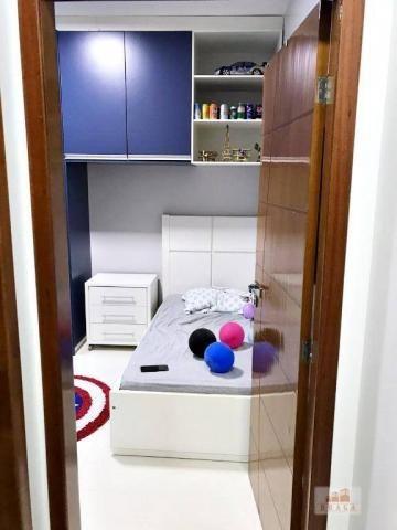 Casa com 2 dormitórios à venda, 106 m² por R$ 220.000,00 - Jardim Oasis - Navirai/MS - Foto 16