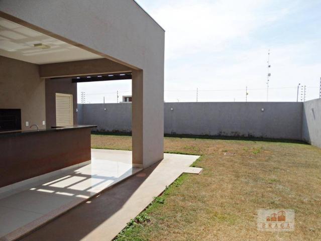 Vende-se casa com 150,41 m2 de laje, Bairro Green Ville ll ? Naviraí - MS - Foto 10