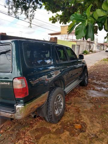 SW4 a mais top do Maranhão